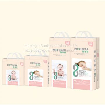 OEM Diaper,  Disposable OEM Diaper, Soft Breathable OEM Diaper