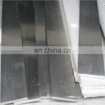AISI 301 304 stainless steel flat bar for building material