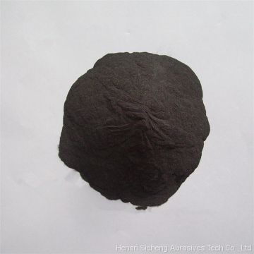 Grinding media for high quality boron carbide abrasive/B4C powder