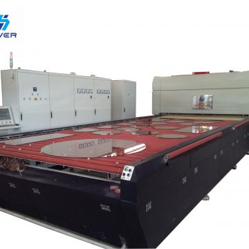 Automatic intelligent flat glass tempering machine Toughen glass machinery
