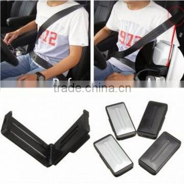 Car Auto Seat Belt Clips / Adjustable Comfort Safety Locking Stopper Extender / car safety belt clip