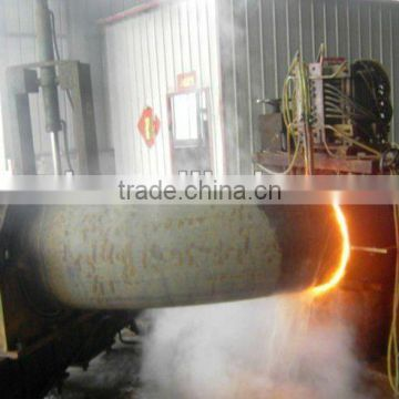 heating induction pipe bending machine