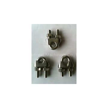 Stainless Steel US Type Wire Rope Clips