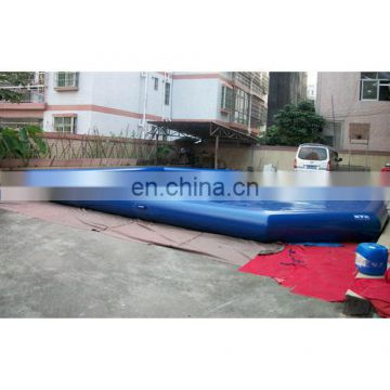 Blue inflatable water pool/inflatable swimming pool