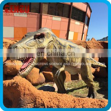 The high simulation dinosaurs cute dinosaur