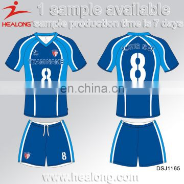 e2e5ee0fb23 Healong Football Shirt Team Man 2017 Adult Youth Soccer Uniform Set of  Soccer   Football Uniforms from China Suppliers - 157950380