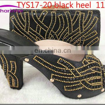 italian shoes and bag set TYS17-20