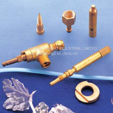 cnc turning and cnc milling parts in china