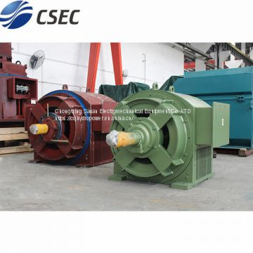 Selling Water Turbine Electric Generator / Hydro Power Generating Units