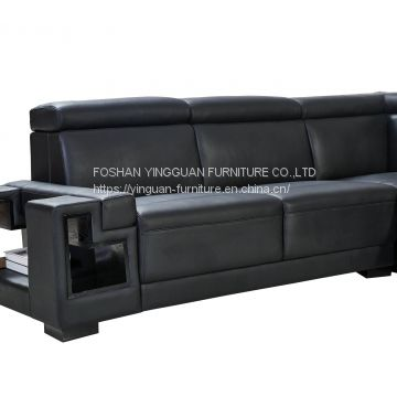 Modern leather for Sofa set living room furniture
