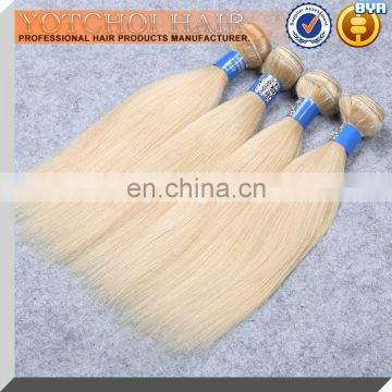 Alibaba Indian hair human hair type blonde 24 inch human hair