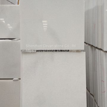 Crystal white marble slabs marble tiles