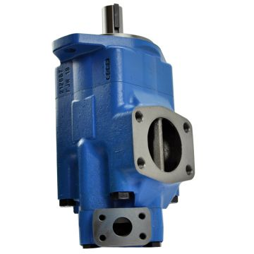 0513300330 Low Noise Rexroth Vpv Hydraulic Piston Pump Environmental Protection