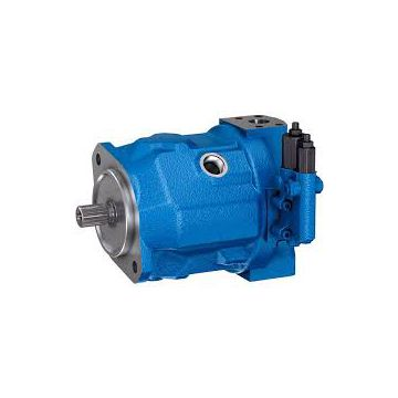 R902025857 Molding Machine Thru-drive Rear Cover Rexroth  A10vo45 Variable Displacement Pump