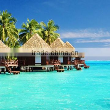 sea,beach decoration synthetic thatch roof ,artificial thatch roof factory price