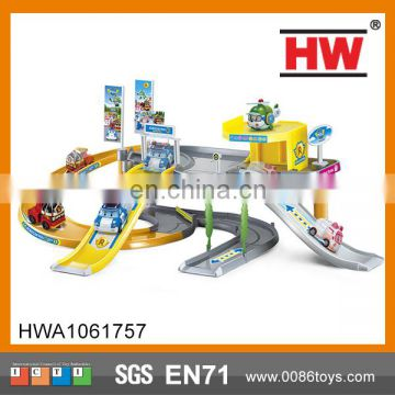 Most Popular Car Parking Garage Toys for kids track parking toy