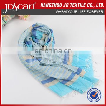 Factory Direct New Design Soft Touch winter stock scarf