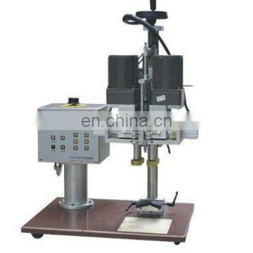 FLK CE snap in hinges capper can closing machine for sale