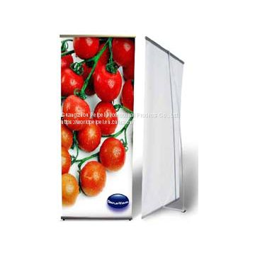 banner stand,Aluminum L banner sand,banner stand display,China display products,China advertising products