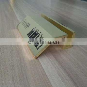 hot sale office desk type business name card holder with customized printing / laser logo