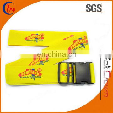 50mm Width Personalized Suitcase Straps