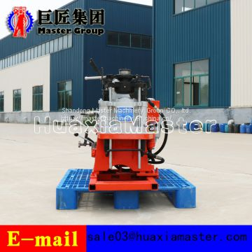 High efficiency YQZ-30 hydraulic portable drilling rig for sale