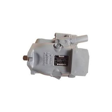 Aa10vo28ed72/52l-psc64n00t Rexroth Aa10vo Hydraulic Axial Piston Pump Thru-drive Rear Cover Anti-wear Hydraulic Oil
