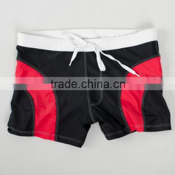Trade Assurance OEM Service New swim trunks / High elastic swimwear / men's swimming trunks