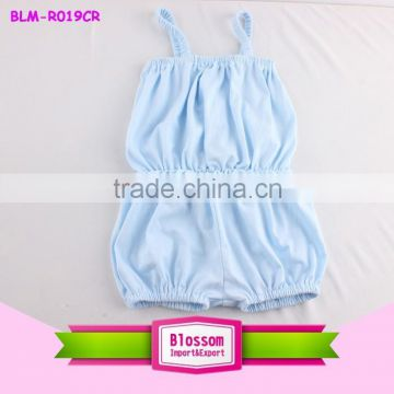 f7360e203807 ... Top quality new style baby clothes grey custom print jumpsuit cotton  kids baby romper boutique blank ...