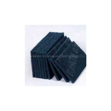 4 In X 8 In Medium Grade Abrasive Cleaning Scouring Pads
