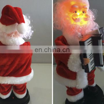 battery operated funny christmas toys with and music