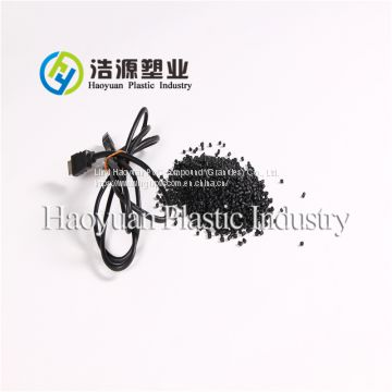100% Virgin PVC compounds/environmental PVC particles/PVC for wire and cable