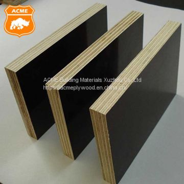 Film Faced Plywood with Finger Joint Core