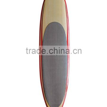 Surfing board SUP bamboo paddle board