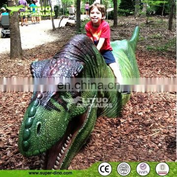 Fiberglass replica dinosaur statue for sale
