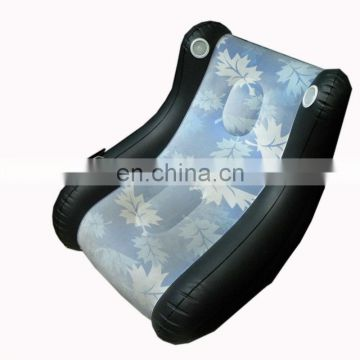 Inflatable Sling Chair With Speaker