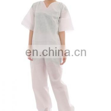 Short sleeves medical scrub uniform Pajamas set