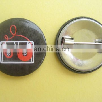 Hot selling promotional clothing badges