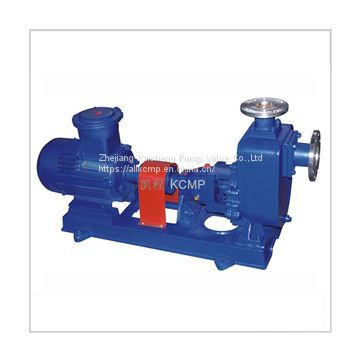 IHZ chemical self priming centrifugal pump