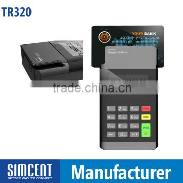 EMV Mobile POS pci certified mobile card reader Magnetic stripe NFC for IOS Android                                                                         Quality Choice