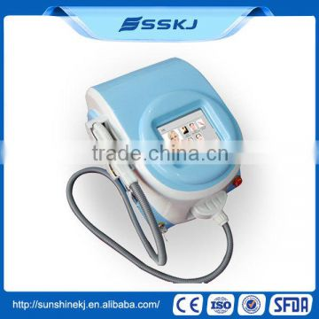 Hot selling CE TUV imported lamp 1-10hz shr hair removal machine