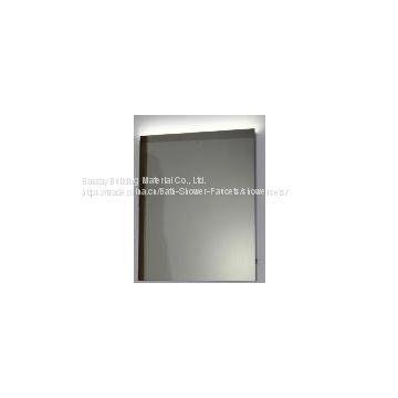 rectangle bathroom mirrors with white LED light mirrors
