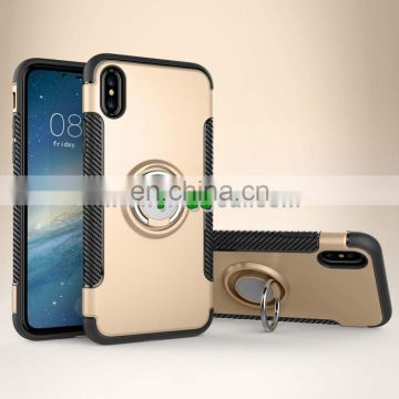 With Ring Stand Phone Protection case