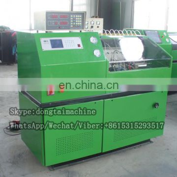 Common rail injector and pump test bench the cheapest model