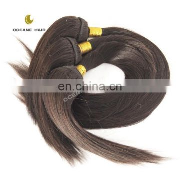 New styles machine weft crochet braid hair