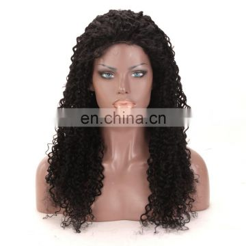 Virgin hair wigs curly wig for black women