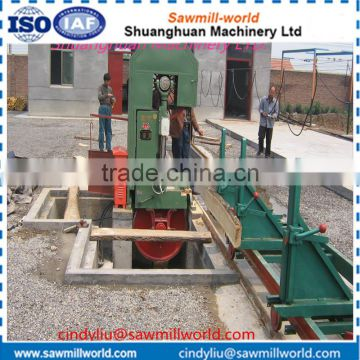 Vertical panel bandsaw machine for sawing wood with low price