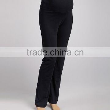 New Arrivals Maternity Trousers With Black Maternity Yoga Pants Soft Women Clothes WP80817-3