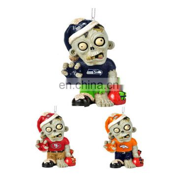 wholesale halloween skull Item Resin for Home Decoration Gifts