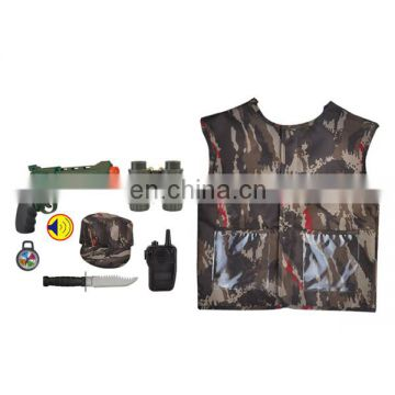 Wholesale party soldier suit children cosplay costume sale